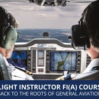 Flight instructor FI(A) course from 17. 8. 2020