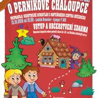 We would like to invite You to the theater performance O PERNÍKOVÉ CHALOUPCE